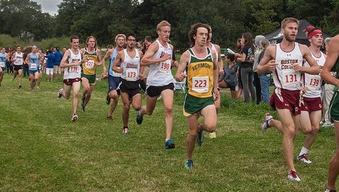 UMass cross country places 15th in the New England Championship