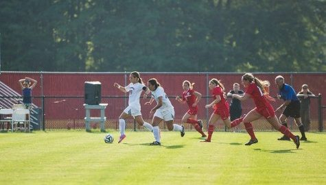 Women's soccer prepare for the unknown in matchup against Rhode Island