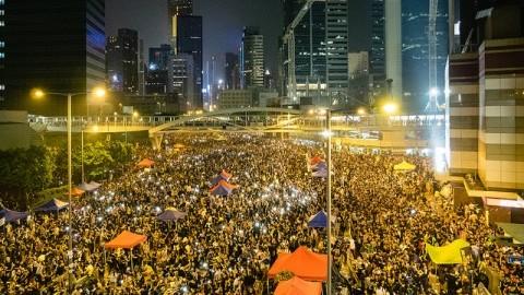 ( Hong Kong, Sept. 30. Photo by Pasu Au Yeung)