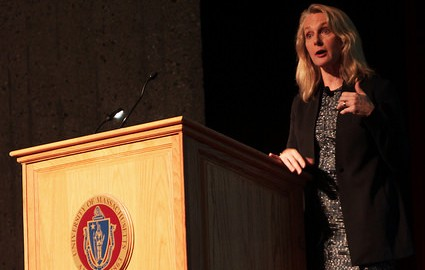 Piper Kerman talks about the reality of prison