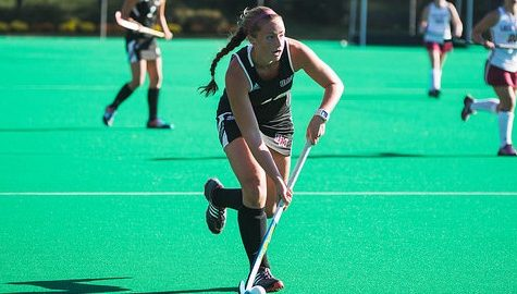 UMass field hockey shuts out Davidson in 4-0 win