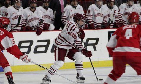 UMass hockey set for trip to Michigan State