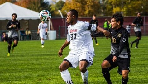 UMass men's soccer heads down to Carolina for a weekend pair of games