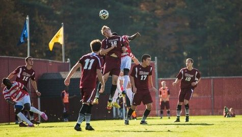 UMass soccer deploys new formation with Keys, Jess