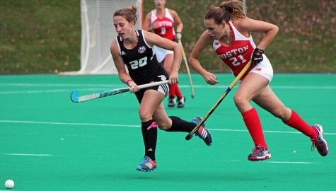 UMass field hockey gets back to .500 with win over BU Sunday