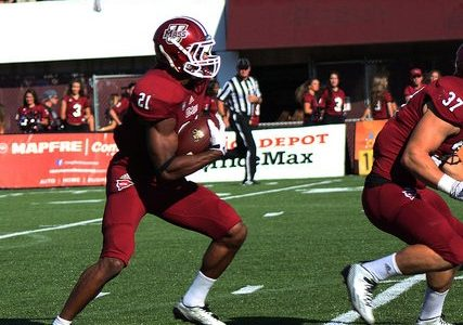 UMass football rushing attack bogged down by minor mistakes