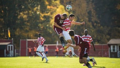 UMass men's soccer drops 5-0 decision to Saint Louis