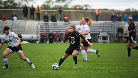 UMass women's soccer's offense shines in 2-0 victory over Duquesne
