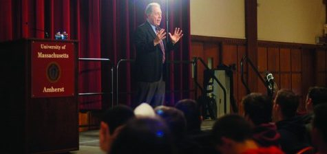 Michael Kimmel speaks to UMass students about 'Guyland'