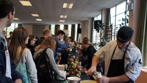 UMass celebrates Campus Sustainability Day