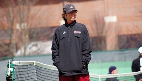 Woosley paces UMass tennis at the ITA Northeast Regionals