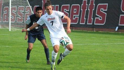UMass men's soccer team a 'work in progress'