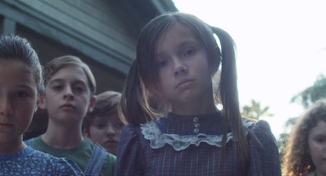 Murderous child subgenre in horror films