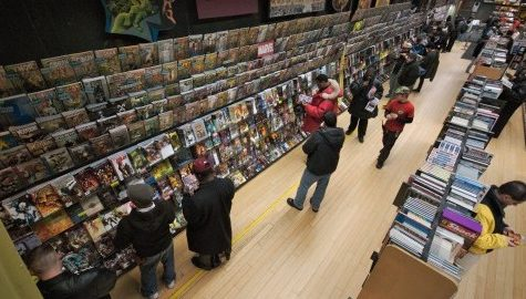 A guide to comic collecting in the Pioneer Valley