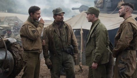"""Fury"" falls just short of greatness"