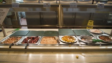 Finding healthy dining options at Franklin Dining Hall