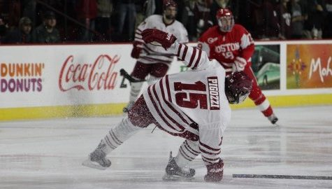 UMass hockey hopes first win will propel them past Hockey East rivals