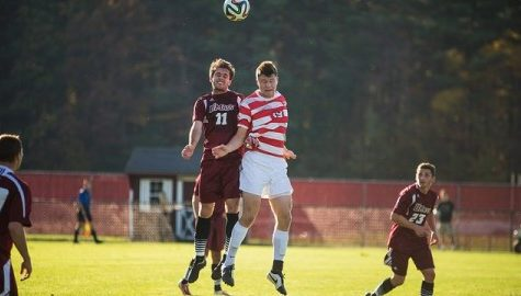 Freshmen duo shines in UMass soccer's win over Fordham