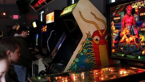 The Quarters a hub for video game and bar lovers alike