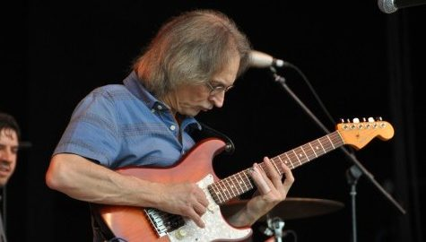 Sonny Landreth slides his way into the Iron Horse