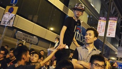 Will Hong Kong protests bring democracy?