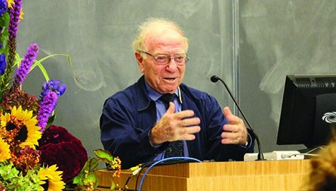 World Food Prize laureate delivers seminar to UMass students