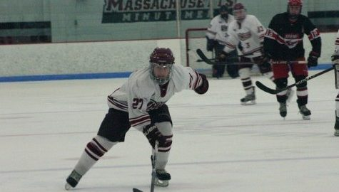 UMass club hockey offense explodes in wins against UConn, Bryant