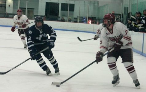 UMass club hockey drops pair of weekend games against RPI, UNH