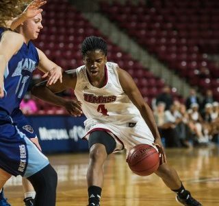 UMass women's basketball splits weekend series in Hospitality Hill Challenge