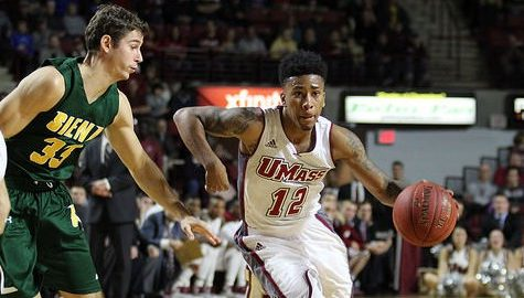 Core group of veterans power UMass basketball to 95-87 victory over Siena