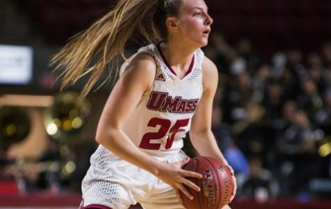 UMass women's basketball uses size and speed en route to its first win against Maine