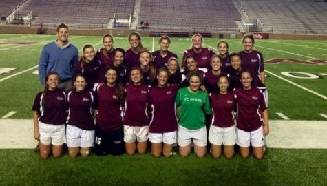 Women's club soccer team excited for nationals after successful fundraising campaign