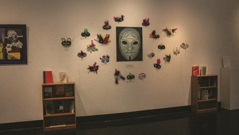 'Stand Against Racism' exhibit raises awareness on campus