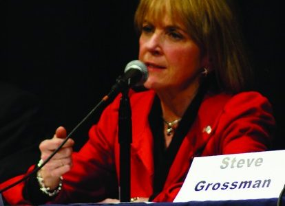 Democratic candidate Martha Coakley seeking Massachusetts' governor's seat