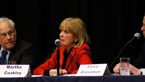 The Collegian's view: Martha Coakley for governor