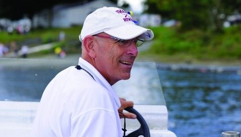 UMass rowing's Jim Dietz inducted into CRCA Hall of Fame