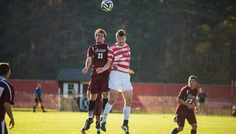Seniors Matt Keys, Josh Schwartz to be missed by UMass men's soccer