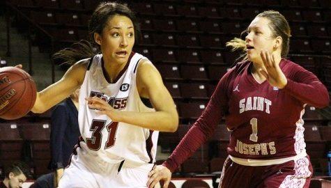 UMass women's basketball hosts Maine seeking first win