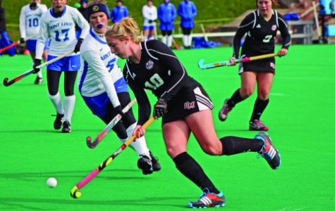 Freshman Sarah Hawkshaw steals show for UMass field hockey on Senior Day