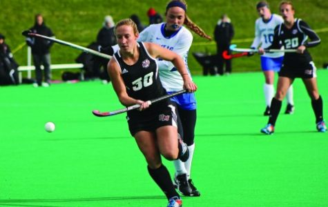 UMass field hockey wins A-10 regular season title with win over SLU