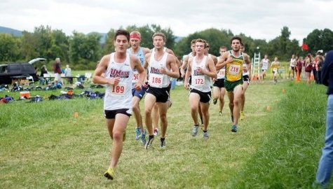 UMass cross country eyes a bright future as its season concludes