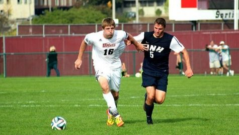 Former UMass soccer star Matt Keys aims to continue his career professionally