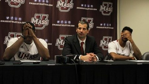 Chiarelli: UMass basketball running out of time to find its identity
