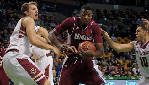 UMass basketball falters late in 71-63 loss to Davidson