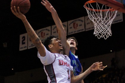SLIDESHOW: UMass Basketball vs FGCU