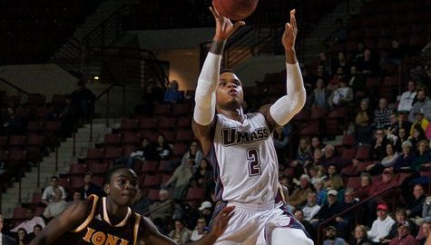 Guards provide boost in UMass victory over Iona