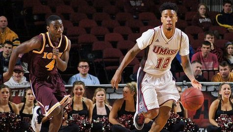 UMass outlasts Iona 87-82 in tightly contested affair