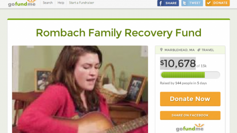 Rombach Family Recovery Fund on GoFundMe