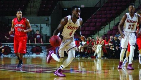 BLOG: UMass basketball hosts Davidson in marquee match up
