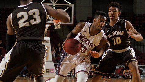 BLOG: St. Bonaventure talks strong defense, keys to success against UMass basketball